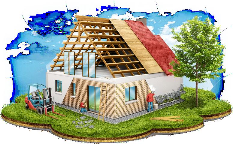 Создание сайтов строительной тематики